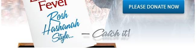 Rosh Hashanah Style...