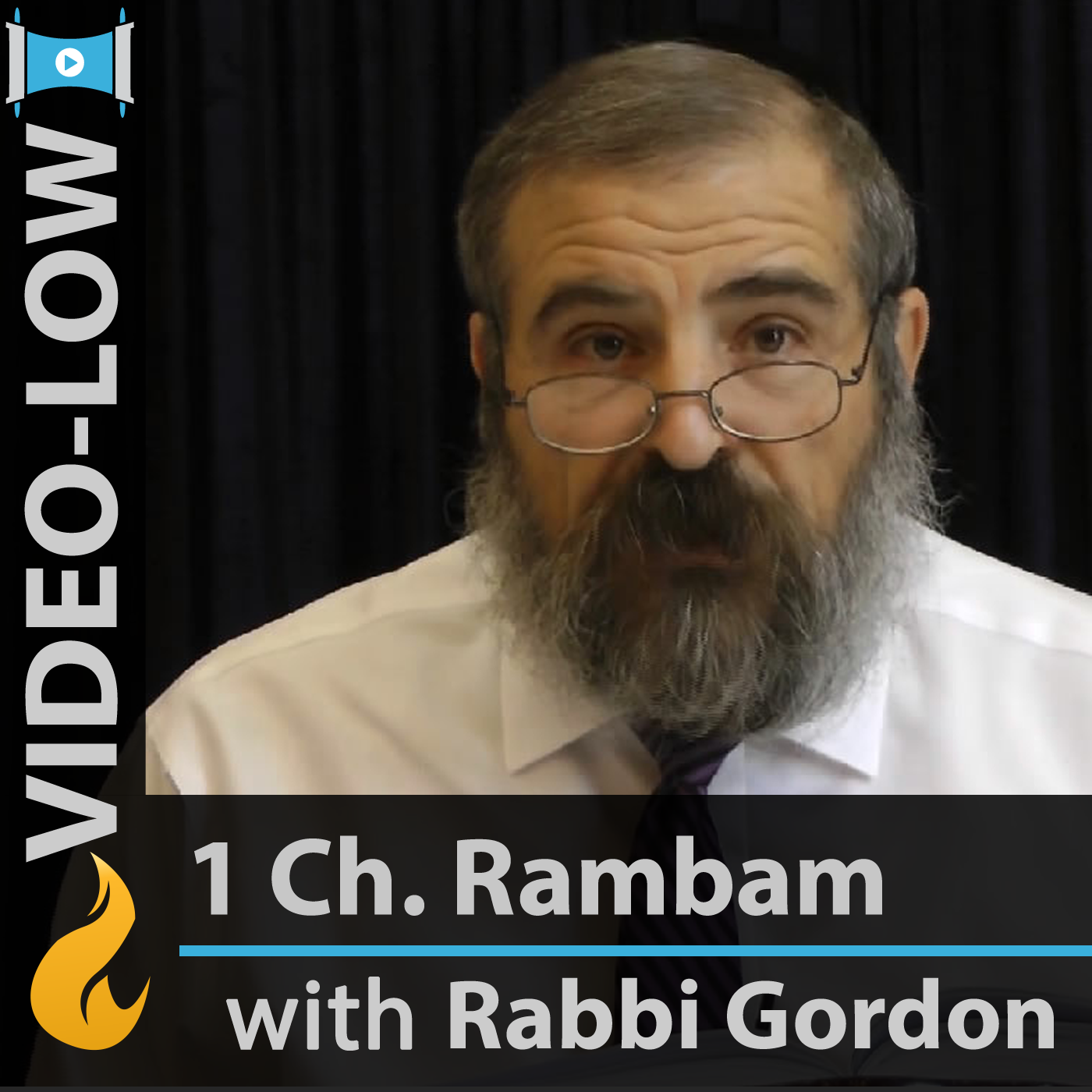 Rambam - 1 Chapter a Day (Video-LOW)