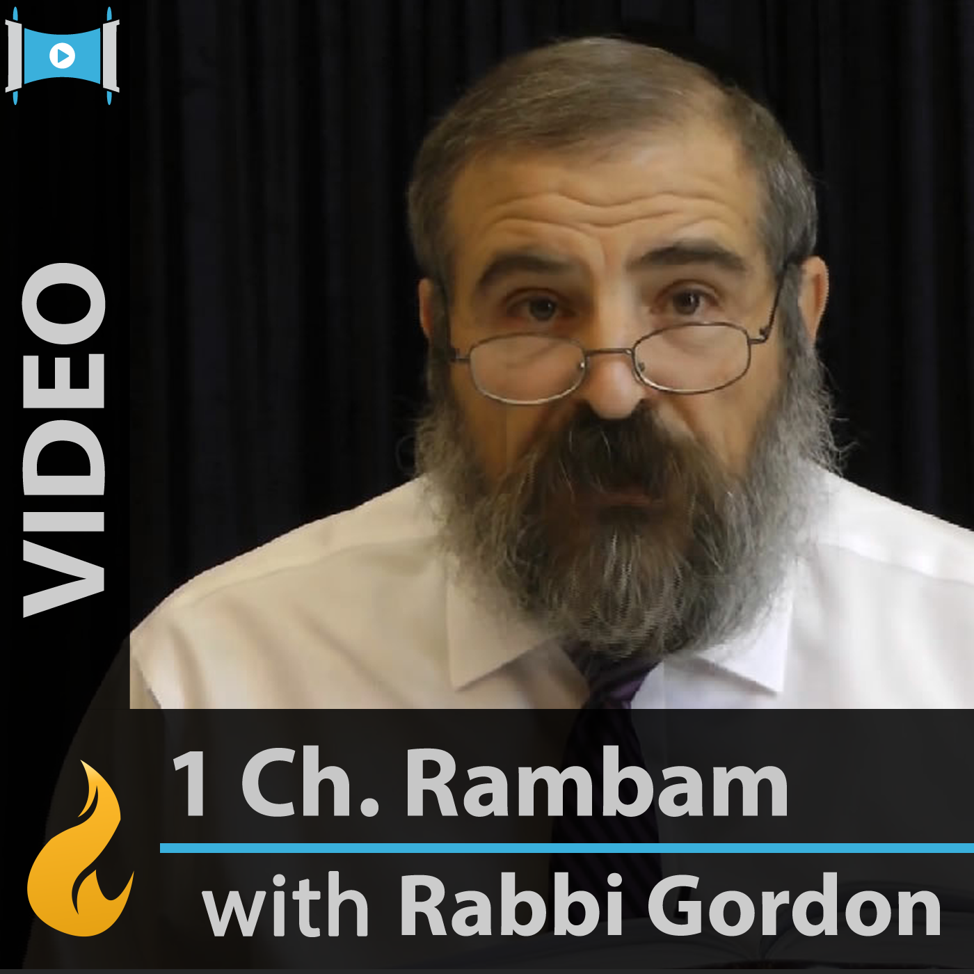 Rambam - 1 Chapter a Day (Video)