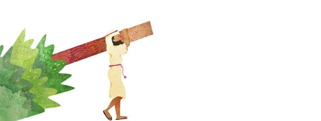 Terumà: Gli Alberi d'Acacia e l'Incoraggiamento