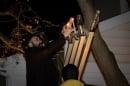 Newtown Chanukah Community Menorah Lighting 2016