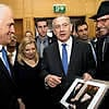 Netanyahu Shares Personal Inspiration From the Rebbe With Australia's PM