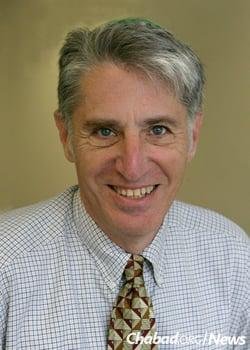 Jewish history professor Jeffrey Gurock (Photo: Yeshiva University)