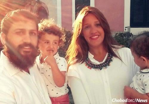The Medina family