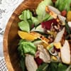 Grilled Chicken Salad With Citrus Honey Dressing