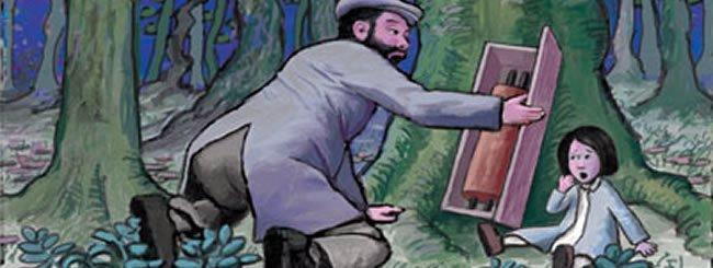 Récits: Le Sefer Torah abandonné