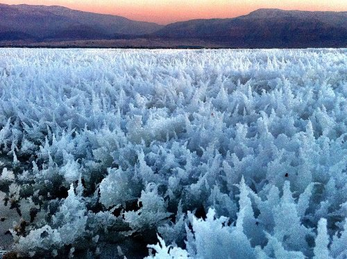 Salt Near the Dead Sea (Pikiwiki: Raz Isaacs)