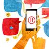 Social Media and Polarization