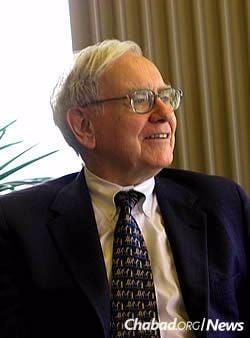 Warren Buffett (Wikimedia Commons)