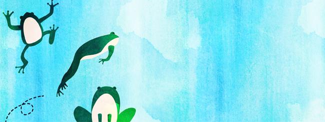 Уроки главы: Вы чье, жабье?