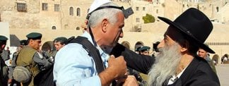 How the Kotel Became Synonymous With Tefillin During the Six-Day War