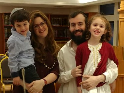 Rabbi-Paphos-Family