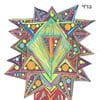 Joyfully Jewish Adult Coloring Page: Where Is G-d? Look Inside!