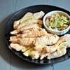 Kosher-For-Passover Potato Starch Fried Chicken Shnitzel