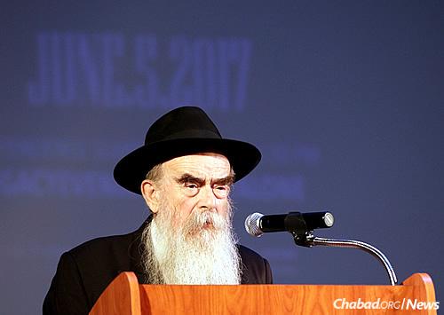 Rabbi Abraham Shemtov