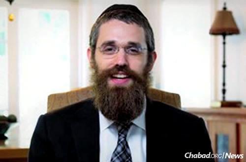 Rabbi Menachem Feldman