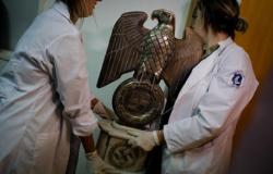 Artefatos nazistas encontrados em sala secreta na Argentina