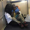 Child With Autism Has a Meltdown on a Plane: Chabad Emissary Steps In to Help