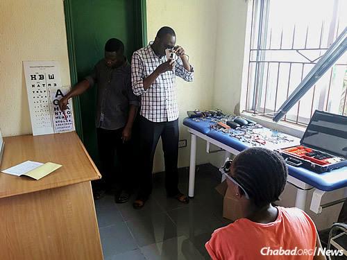 (Photo: Chabad of Nigeria)