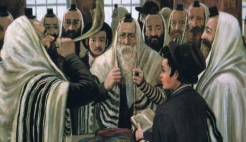 Sonnerie du Choffar pendant le mois d'Eloul (Zalman Kleinman)
