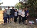 Community BBQ at Stafford Lake