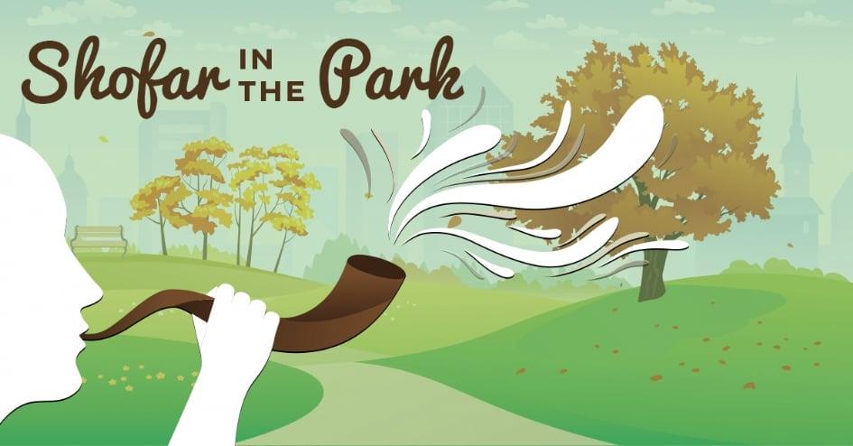 FB shofar in the park.jpg