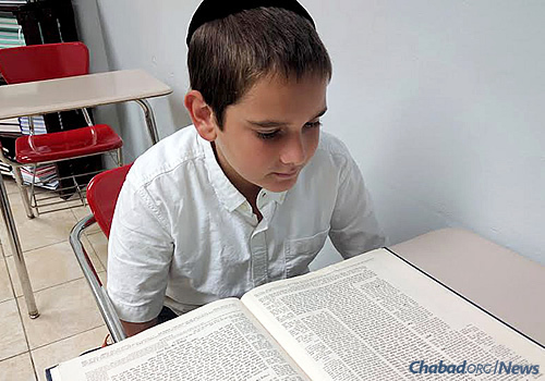 More room was necessary for growing enrollment at the 50-year-old school. (Photo: Lubavitch Educational Center)