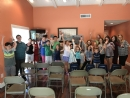 Hebrew School Week #1