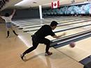 Grad and YP Bowling