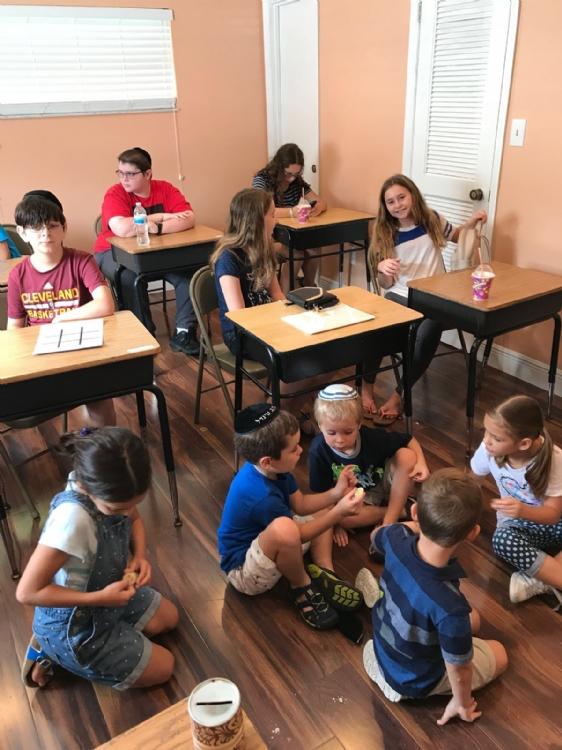 Hebrew School Week #3
