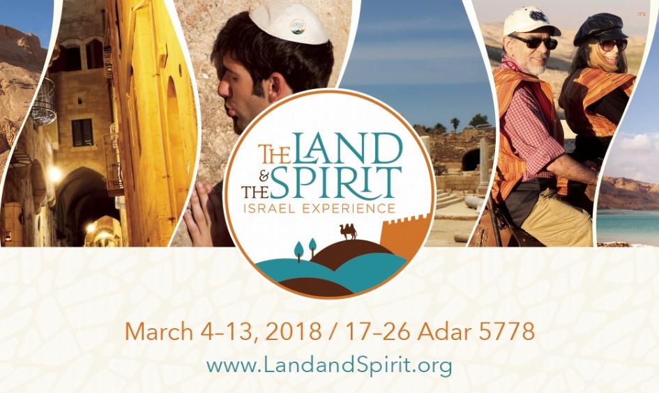 The Land & The Spirit