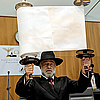 First Torah Completed in Australia's Parliament in Canberra