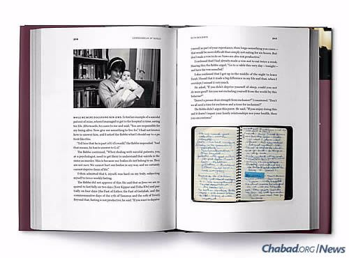 """The stories are drawn from some of the 1,500 videoed interviews that JEM has done as part of its """"My Encounter with the Rebbe"""" oral history project, which began in 2004."""