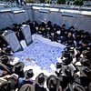 Visitors From Around the World at the Rebbe's Resting Place