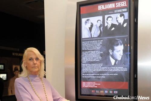 Millicent Rosen, who passed away on Nov. 17 at age 86, was Siegel's eldest daughter.