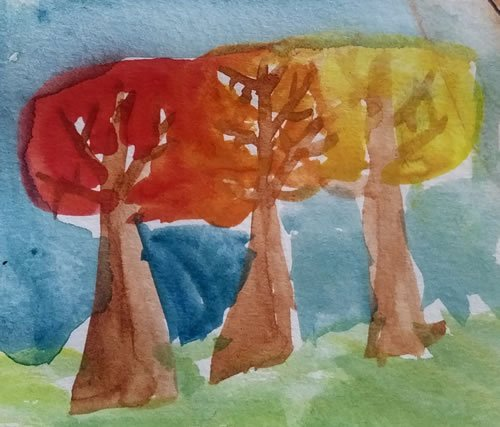 Art by Hadasah Perman
