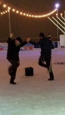 Chanukah on Ice 2017