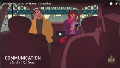 Watch the Course Trailer - The Lost Art of Human Connection