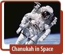 Hanukkah in Space video