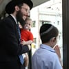 PHOTOS: Moshe Holtzberg and the Nanny Who Rescued Him Return to Mumbai