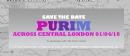 Purim Across Central London
