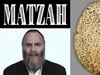 Eating Matzah with Dr Chighel
