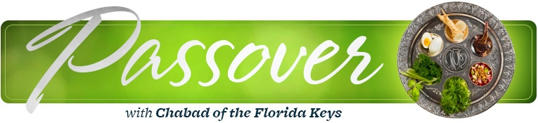 Passover with Chabad of the Florida Keys