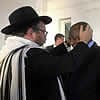 South Africa's New President Receives a Rabbi's Blessing
