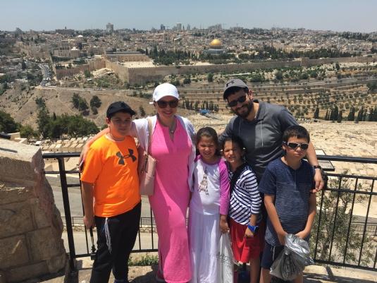 Zaklos family israel.JPG