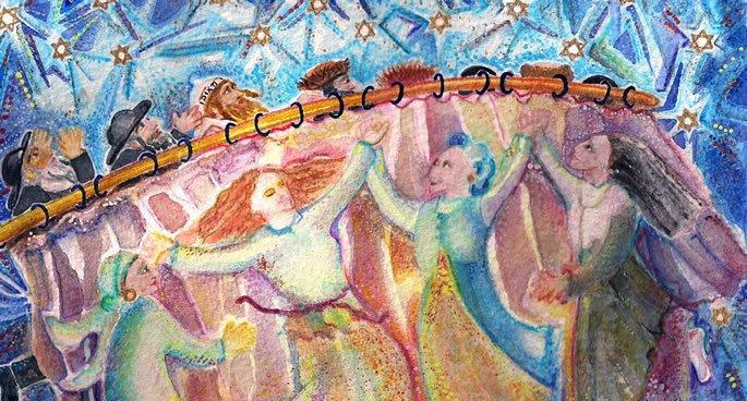 Art by Chana Helen Rosenberg