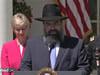 Rabbi Levi Shemtov at National Day of Prayer at the White House