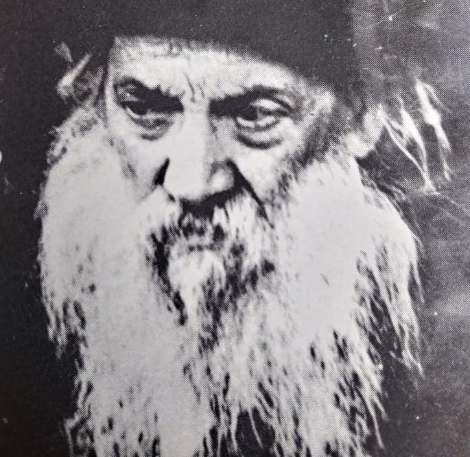 Rabbi Shmuel Levitin