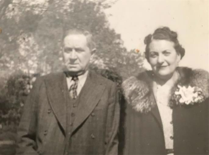 Charles and Jennie Lissner