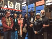 Community trip to the Rebbe